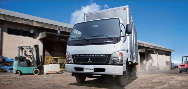 especificaciones camion canter fuso